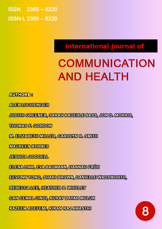 journal of health communication pdf